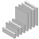 PVC PROFILES AND ACCESSORIES